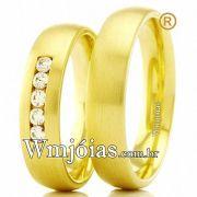 Alianca ouro WM2466