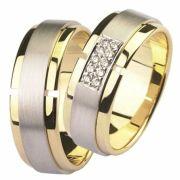 Aliança para noivado ou casamento