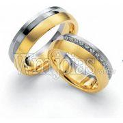 Alianças casamento Araras WM2260