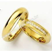Alianças casamento Diadema WM2280