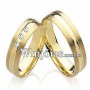 Alianças casamento Indaiatuba WM2217