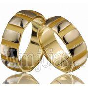 Alianças casamento Jaraguá sul WM2248