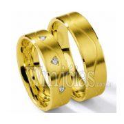 Alianças casamento Londrina WM2270