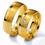 Alianças casamento Maringá WM2272