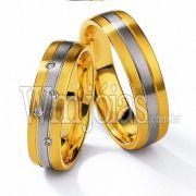Alianças casamento Pinhais WM2278