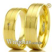 Alianças casamento Salvador WM2253