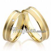 Alianças casamento Valinhos WM2231