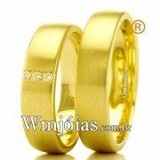 Aliancas casamento WM2426
