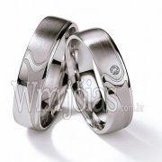 Alianças de casamento Barretos WM2277