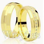 Alianças de casamento BH WM2937