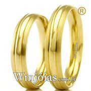 Aliancas de casamento e noivado... WM2311
