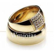 Aliancas de casamento e noivado WM2386
