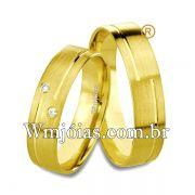 Aliancas de casamento e noivado WM2556