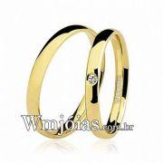 Alianças de casamento e noivado WM2615