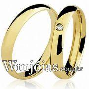Alianças de casamento e noivado WM2617
