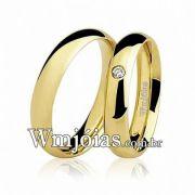Alianças de casamento e noivado WM2618