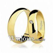 Alianças de casamento e noivado WM2619