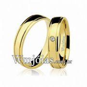 Alianças de casamento e noivado WM2620