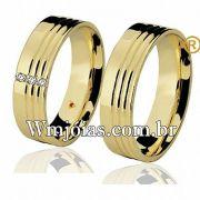 Alianças de casamento e noivado WM2654