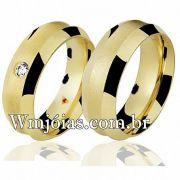 Alianças de casamento e noivado WM2657