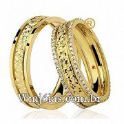Alianças de casamento e noivado WM2663