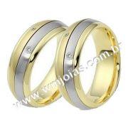 Alianças de casamento Fortaleza WM1322