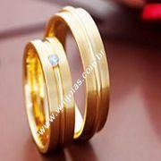Alianças de casamento Grossas WM1679
