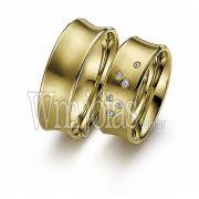 Alianças de casamento Limeira WM2251