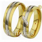 Alianças de casamento Luma WM2960