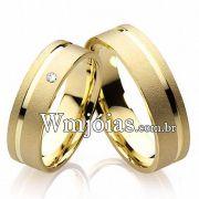 Alianças de casamento São carlos WM2224