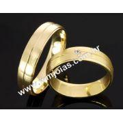 Alianças de casamento WM2051