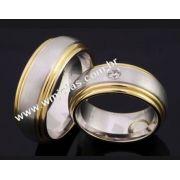 Aliancas de casamento WM2072