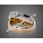 Aliancas  de casamento WM2095