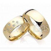 Alianças de casamento WM2195