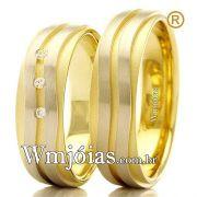 Alianças de casamento WM2366