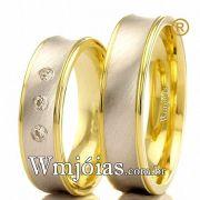Aliancas de casamento WM2418
