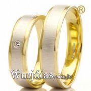 Aliancas de casamento WM2421