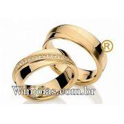 Alianças de casamento WM2482