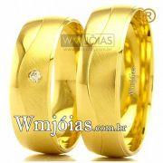 Aliancas de casamento WM2483