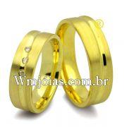 Alianças de casamento WM2501