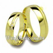 Alianças de casamento WM2516