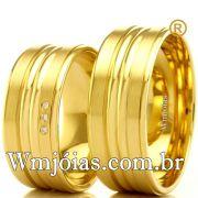 Alianças de casamento WM2537