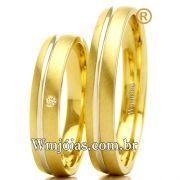 Alianças de casamento WM2538