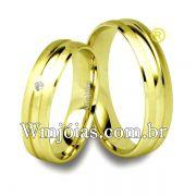 Aliancas  de casamento WM2547