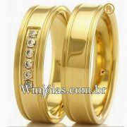Alianças de casamento WM2745