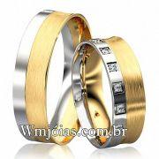 Alianças de casamento WM2746
