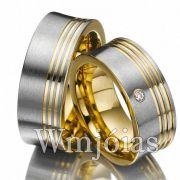 Alianças de casamento WM2831