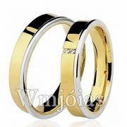 Alianças de casamento WM2836