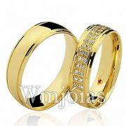 Alianças de casamento WM2837