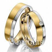 Alianças de casamento WM2841